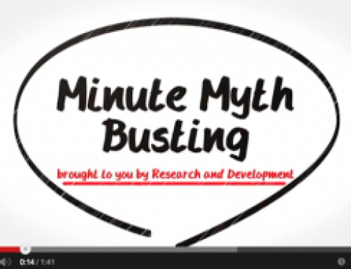 Minute Myth Busting: All Carbs Are Bad For You