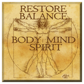 Restoring Balance: Body, Mind, Spirit